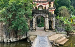 Ninh Binh 2 days 1 night in Homestay: Hoa Lu - Am Tien Cave- Tam Coc- Bich Dong- Bai Dinh- Trang An (Op1)