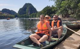 Ninh Binh Overnight Tour: Hoa Lu - Mua Cave - Tam Coc - Cuc Phuong (Op 2)