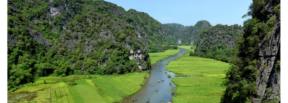 Ninh Binh – one of the most fascinating places in Vietnam.